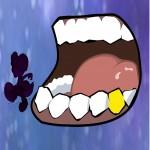 Dessin GIMP de Yoshi Valentin
