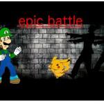 Epic Battle par Yann